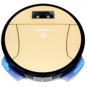 Робот-пылесос Panda i5 Gold