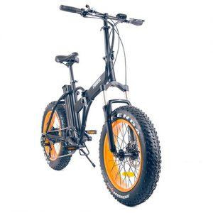 Велогибрид CYBERBIKE FAT 350W