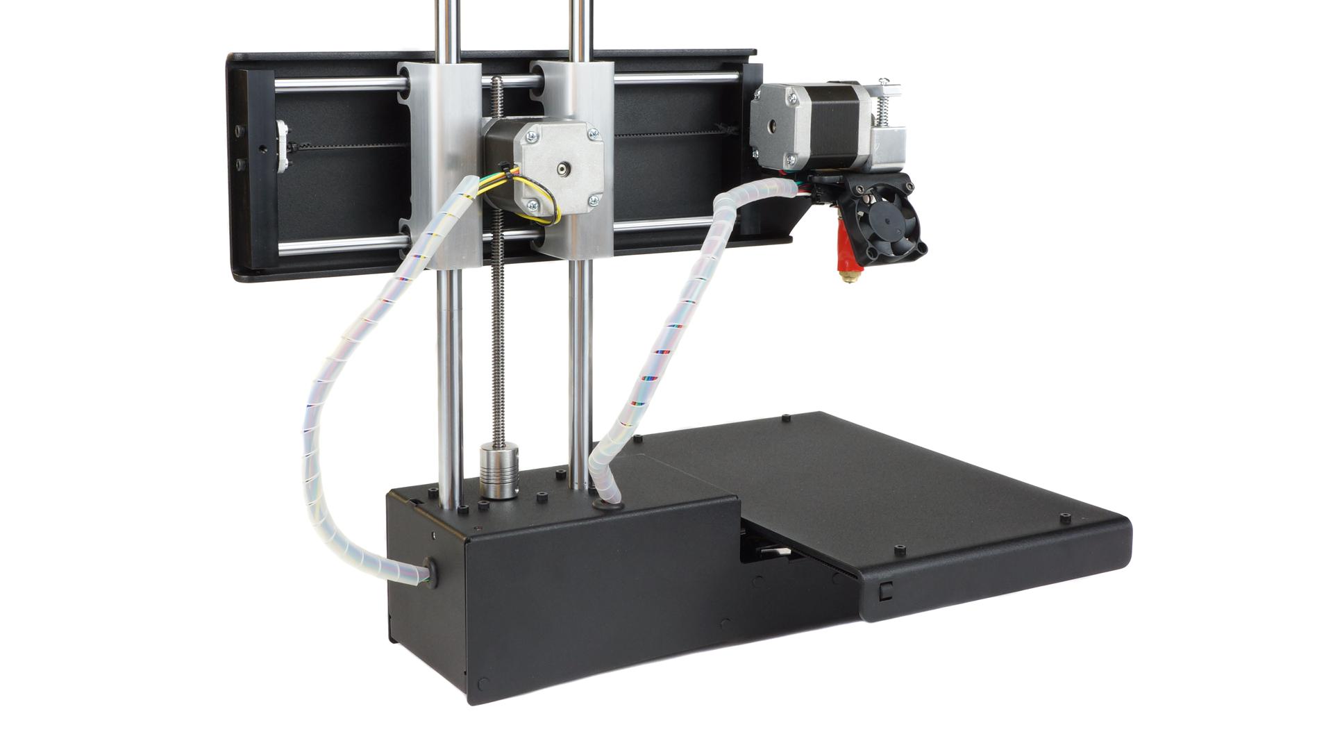 3D Принтер Printrbot Simple Metal Black