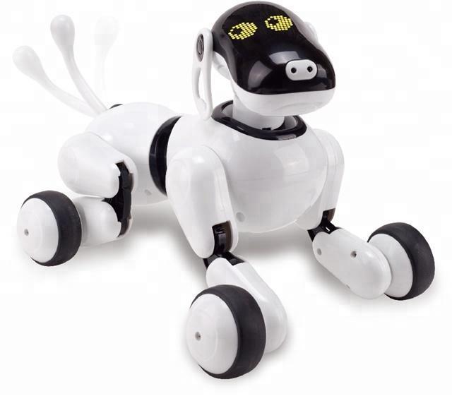 щенок-робот  Дружок-4