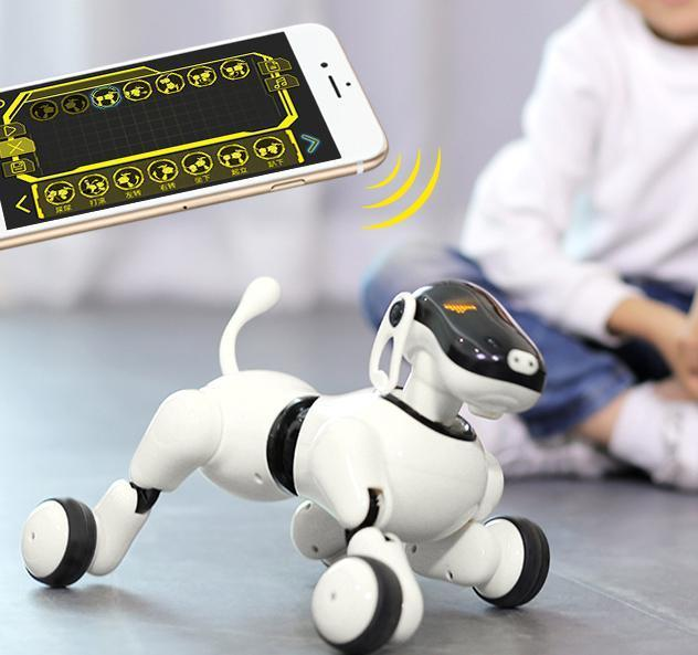 щенок-робот  Дружок-5