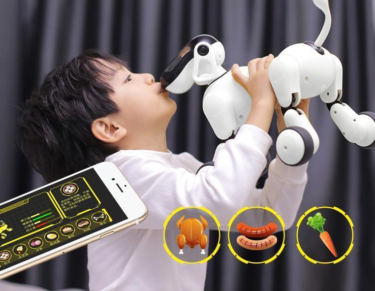 щенок-робот  Дружок-6