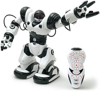 Робот Robosapien-6