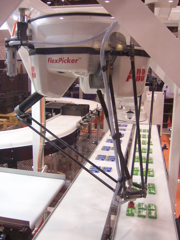 Промышленный робот ABB IRB 360-2
