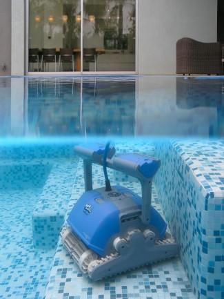 Робот для бассейна Dolphin SUPREME M5-8