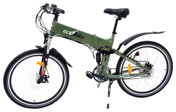 Электровелосипед Ecobike Hummer-1