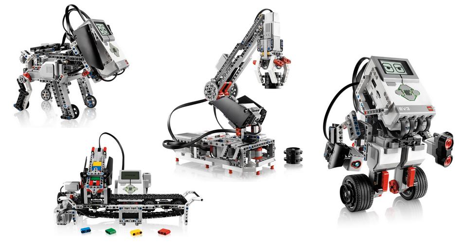 Базовый набор LEGO Mindstorms Education EV3-3
