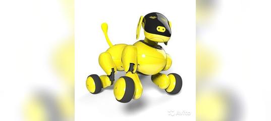 щенок-робот  Дружок-3