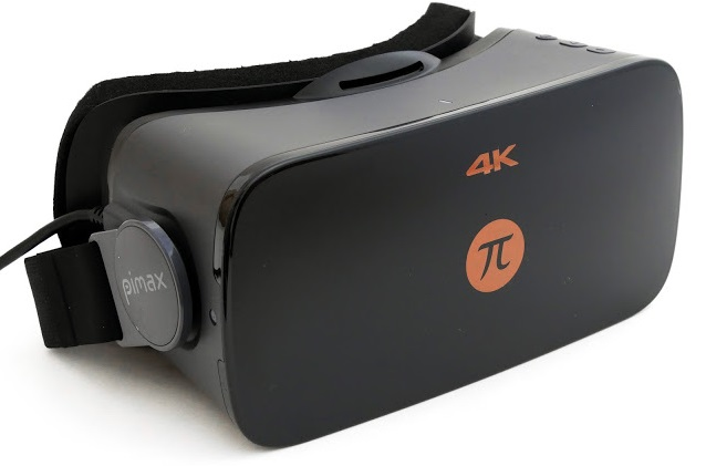 Очки виртуальной реальности Pimax 4K VR-2