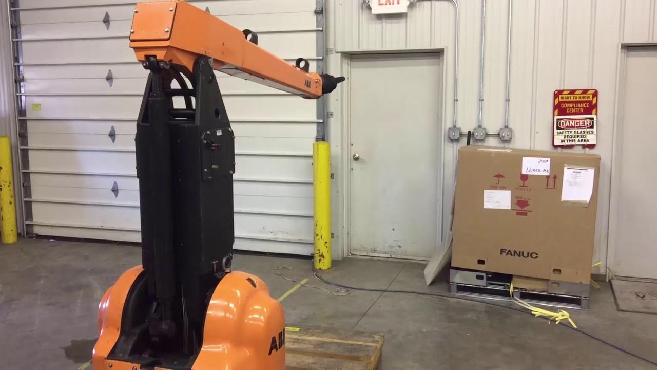 Промышленный робот ABB IRB 540-2