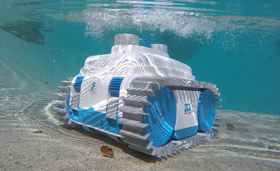 Робот для чистки бассейнов NemH2O Elite-1