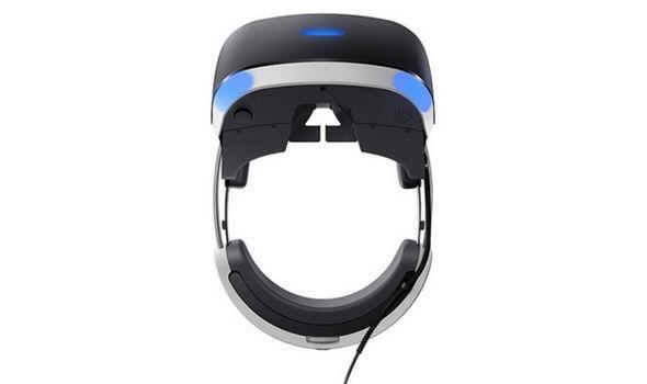 Очки виртуальной реальности Sony PlayStation VR (CUH-ZVR2)-4