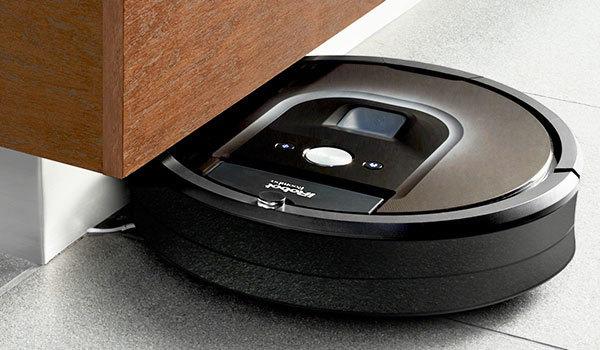 Робот-пылесос iRobot Roomba 980-4