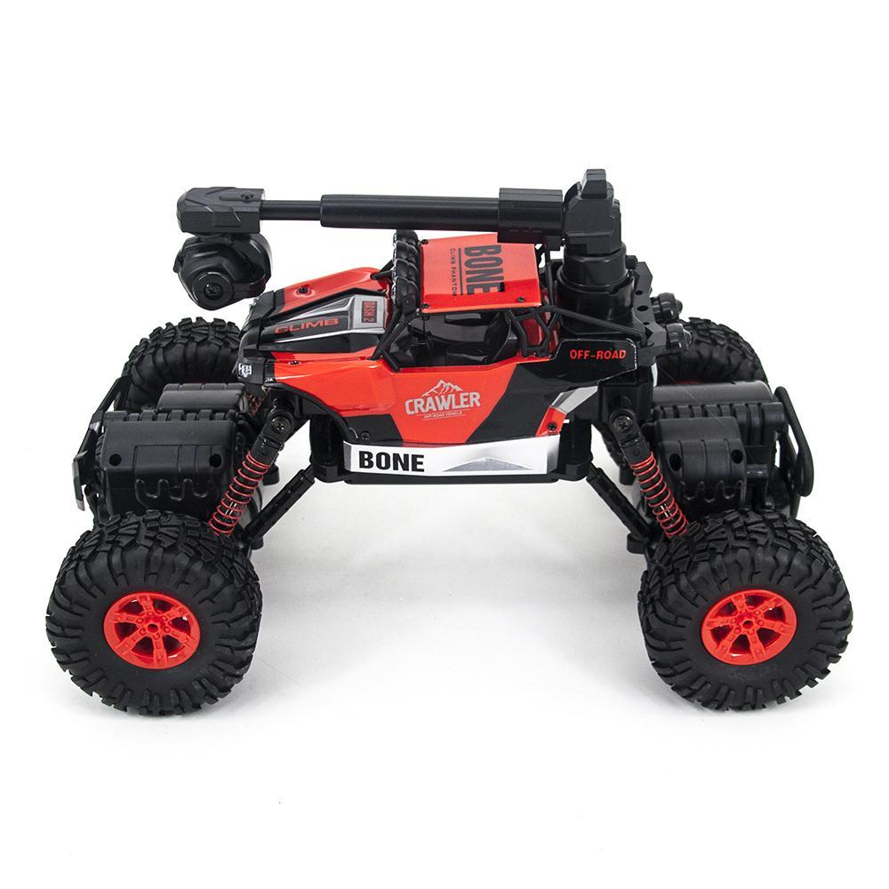 Радиоуправляемый краулер-амфибия Crazon Crawler c WiFi FPV камерой 4WD-3