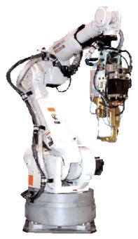 Промышленный робот Motoman ES280D WSH-1