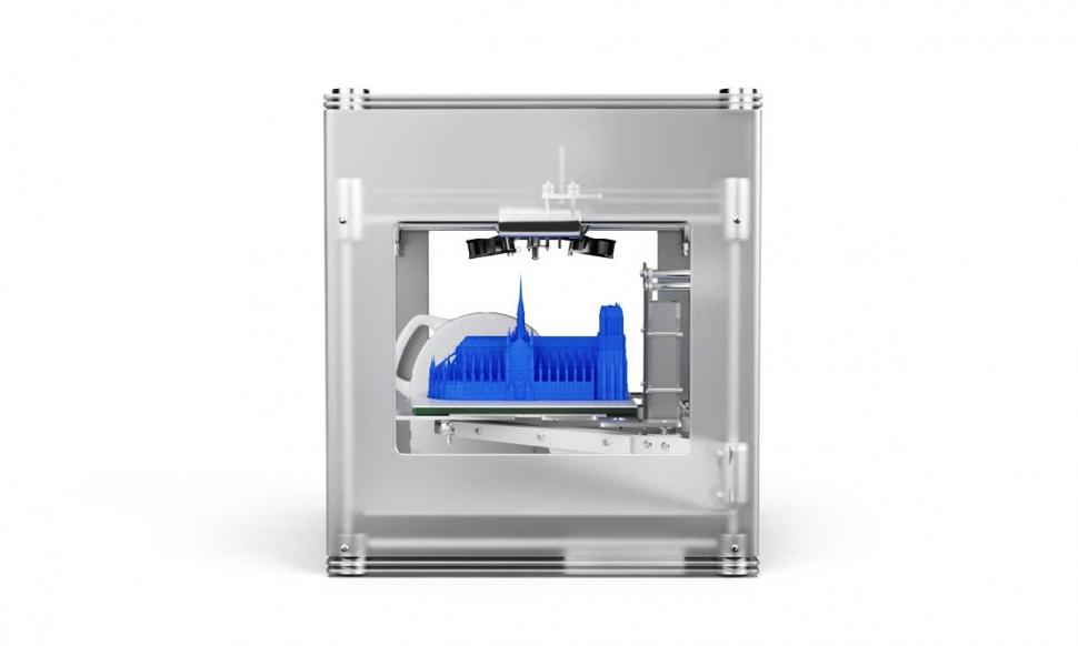 3D принтер 3D Systems CubeX-5
