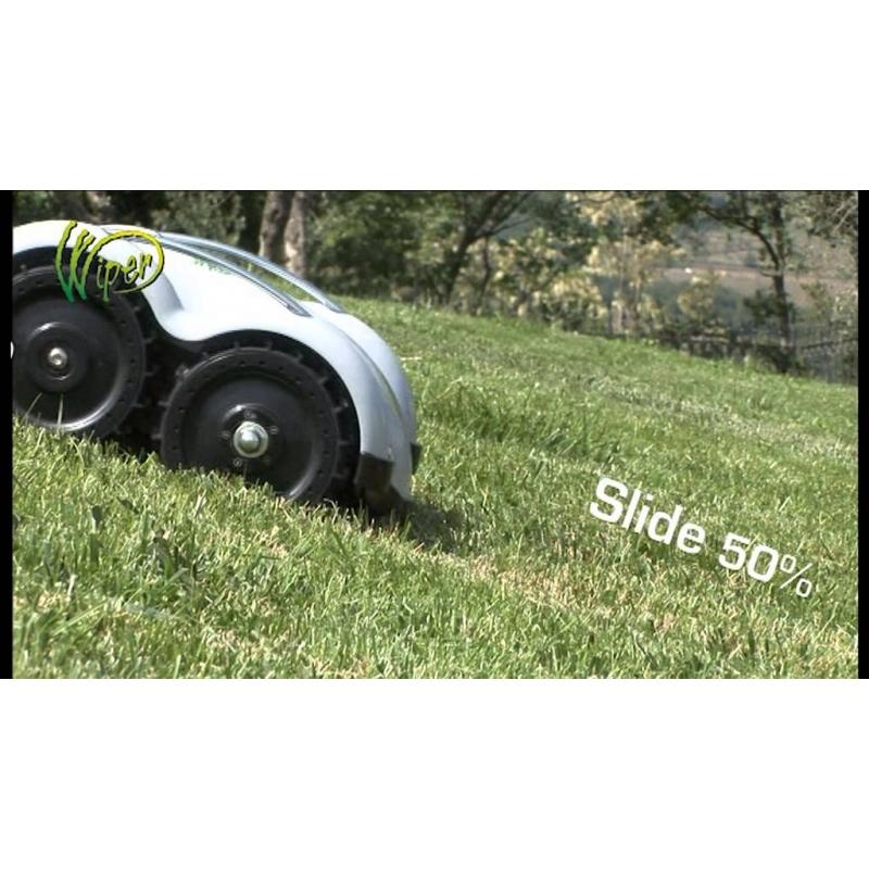 Робот-газонокосилка  Wiper Blitz X4-1