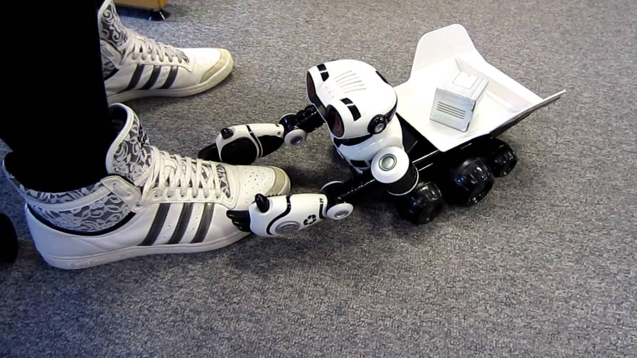 Робот грузобот-4