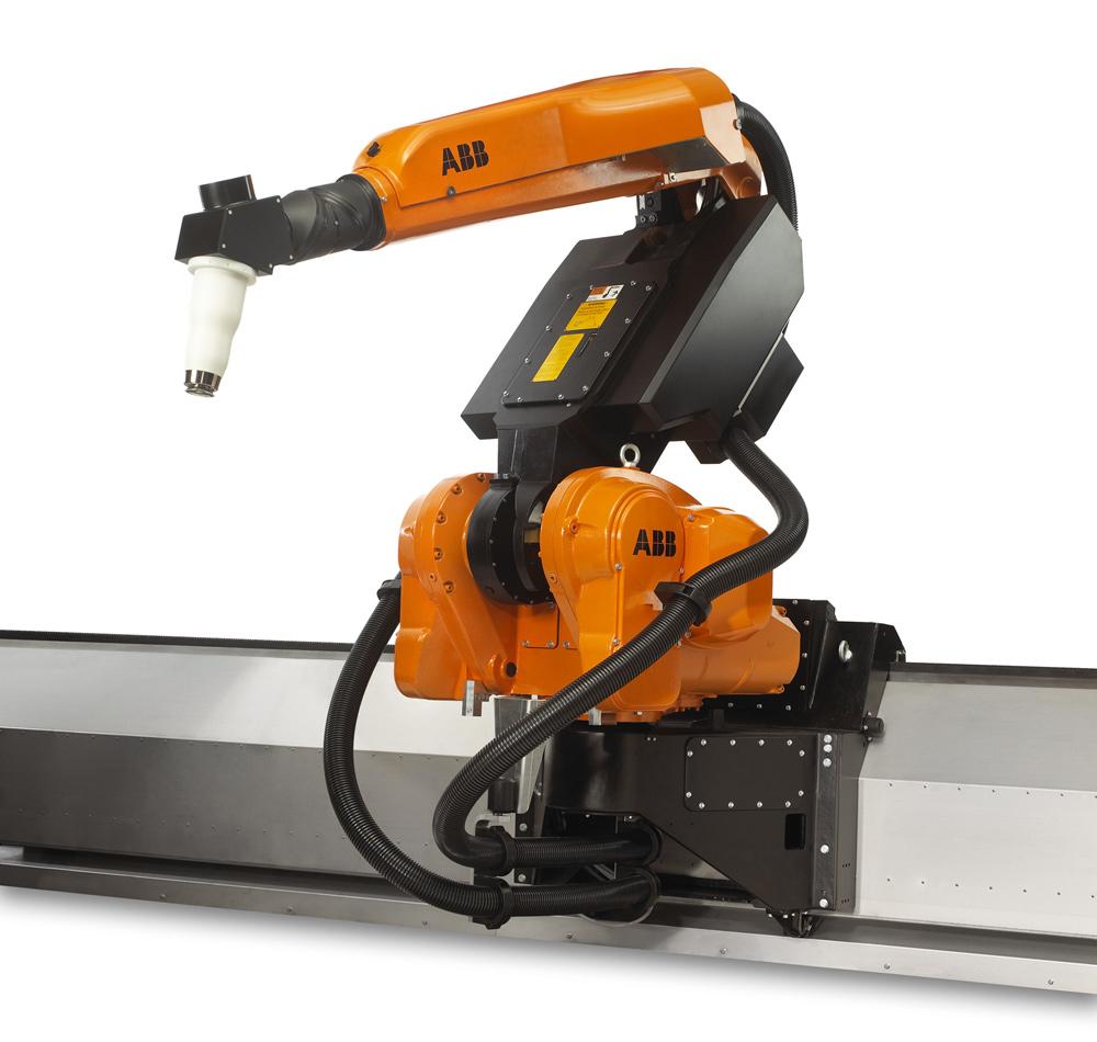 Промышленный робот ABB IRB 5400-3