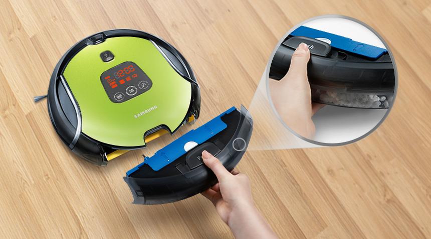 Робот-пылесос Samsung Tango-5