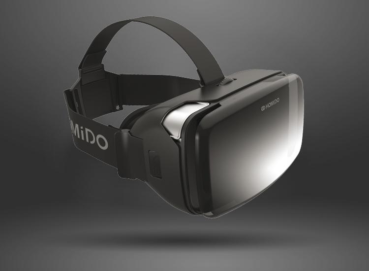 Очки виртуальной реальности HOMIDO V2-2