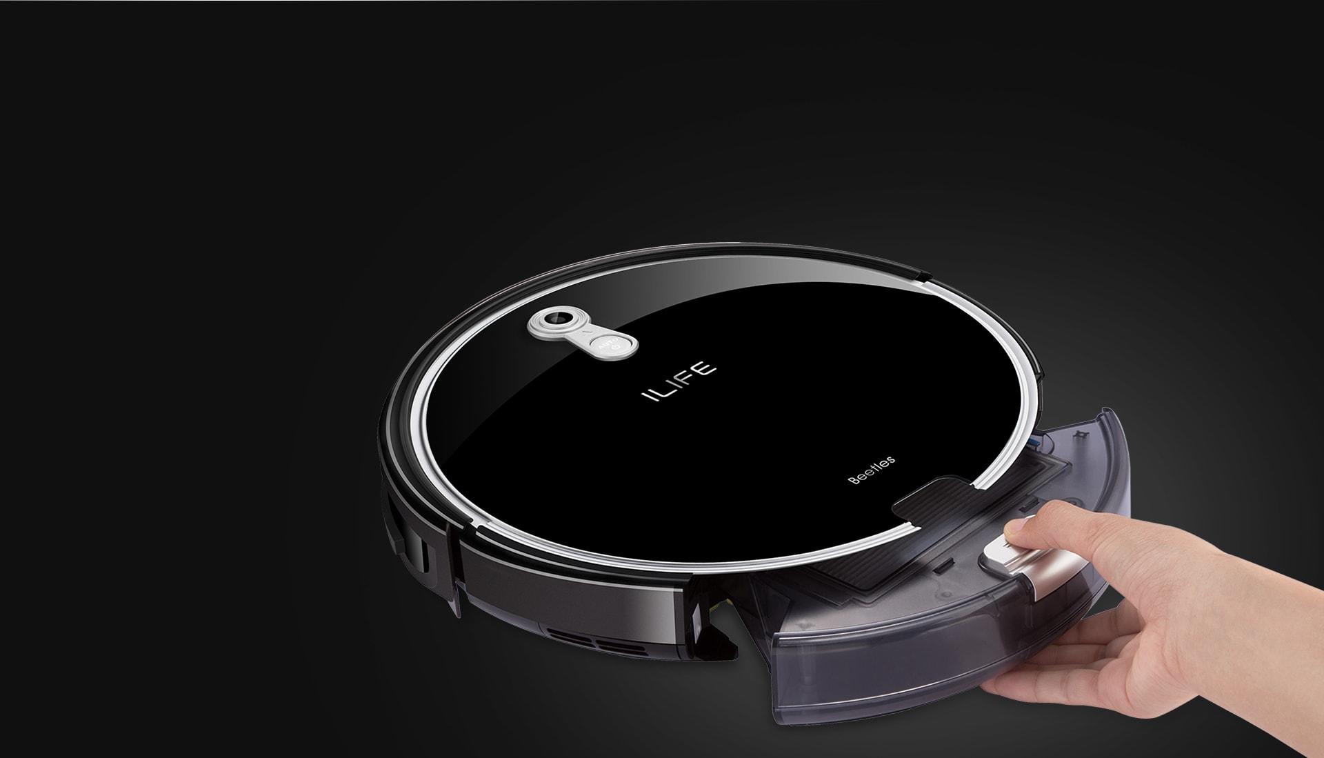 Робот пылесос iLife A8-2