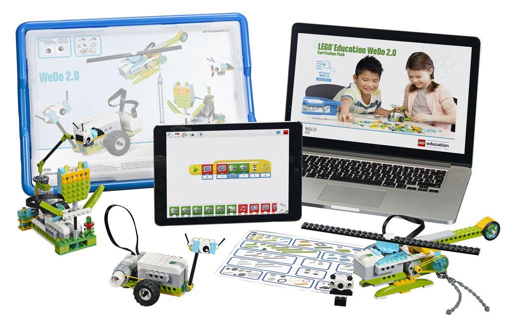 Базовый набор LEGO Education WeDo 2.0-5