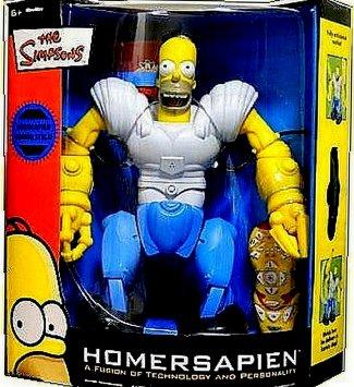 Робот Симпсон Гомер-6