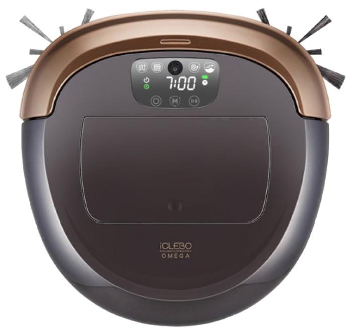 Робот-пылесос iClebo Omega Gold-1