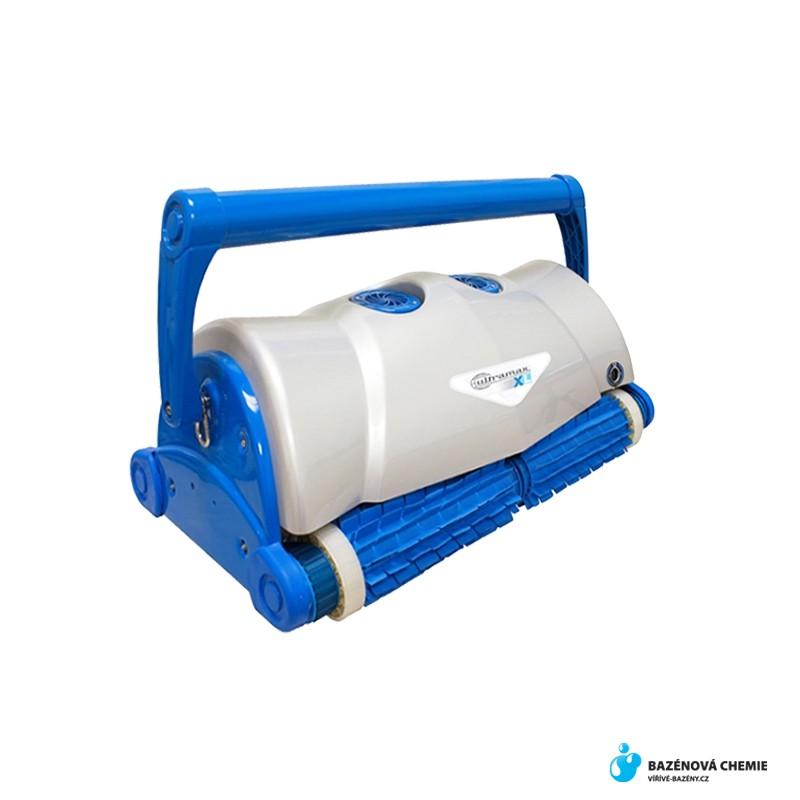 Робот пылесос для бассейна Aquatron Ultramax, с тележкой и кабелем 45м-3