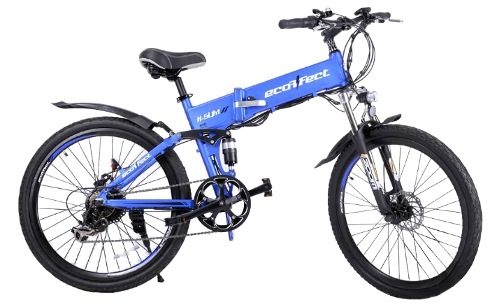Электровелосипед Ecoffect H-Slim 26-4