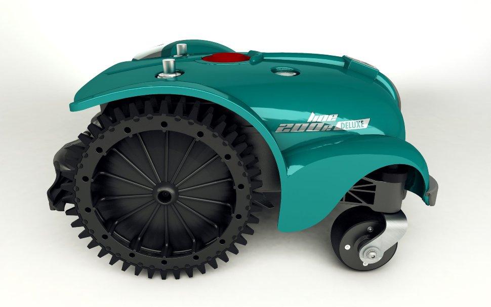 Робот-газонокосилка Caiman Ambrogio L200 Deluxe-4