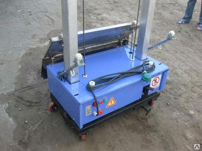 Робот-штукатур RoboPlaster 1000x-2