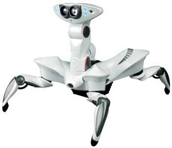 Робот краб Roboquad-7