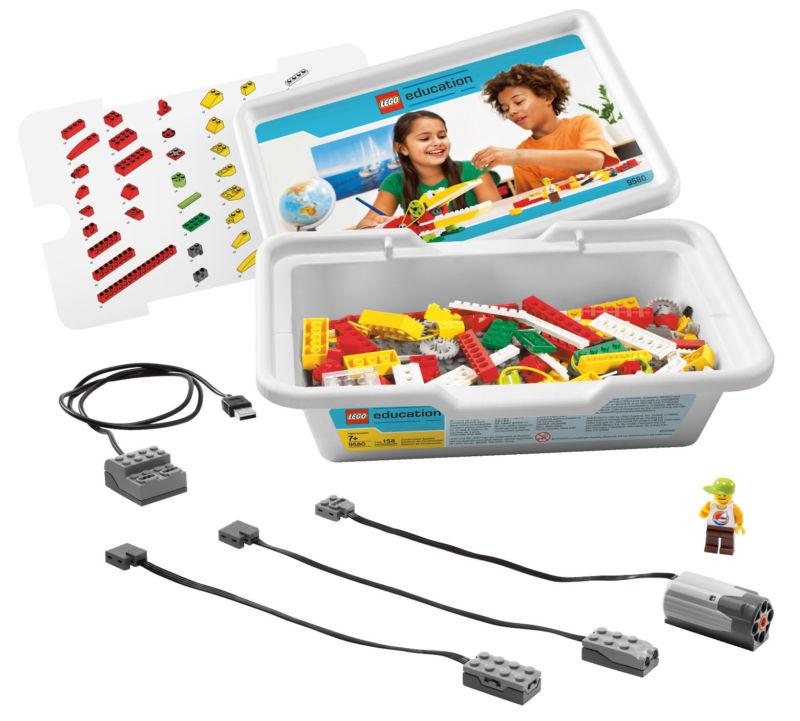 Перворобот LEGO Wedo Education-5