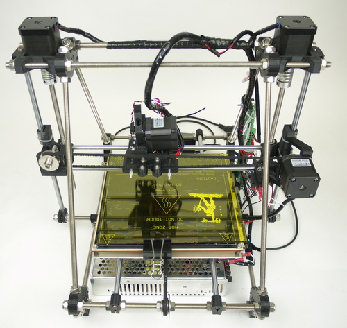 3D принтер Reprap Mendel-4