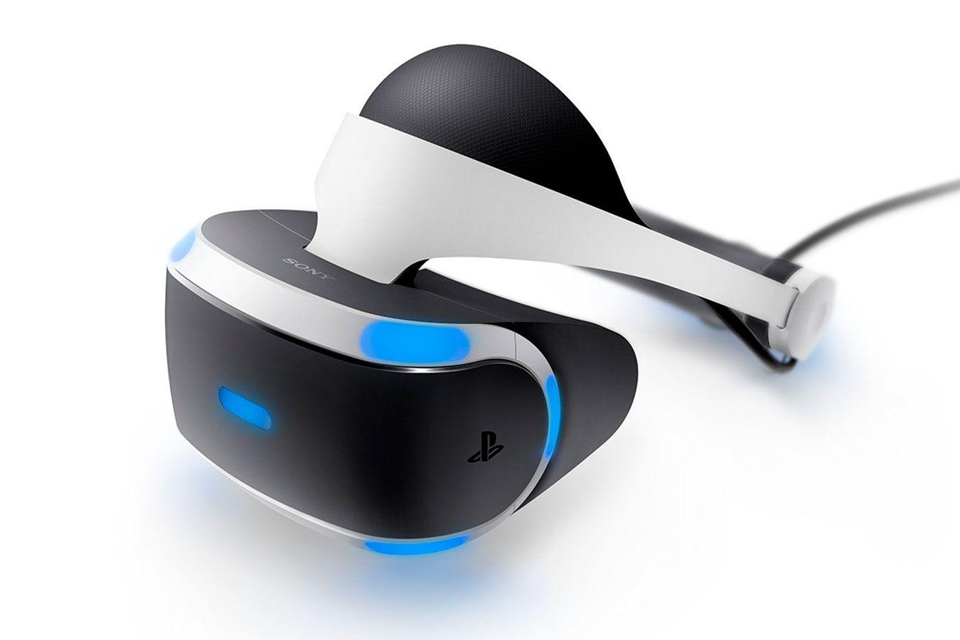 Очки виртуальной реальности Sony PlayStation VR-1