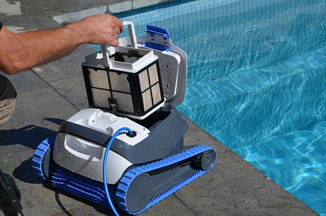 Робот для бассейна Dolphin S100-3
