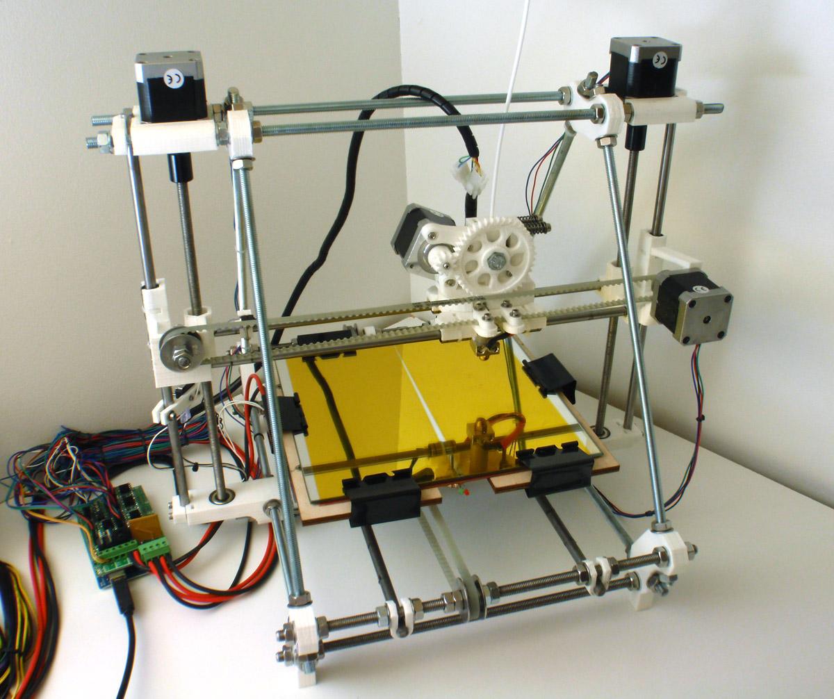 3D принтер Reprap Mendel-2
