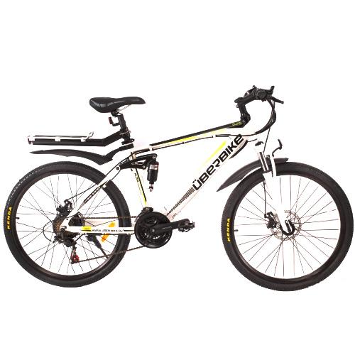 Электровелосипед Volteco UBERBIKE S26 350W-1