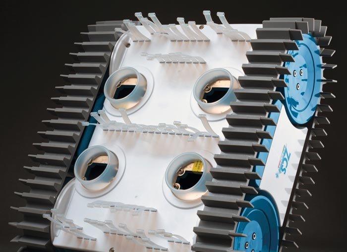 Робот для чистки бассейнов NemH2O Elite-3