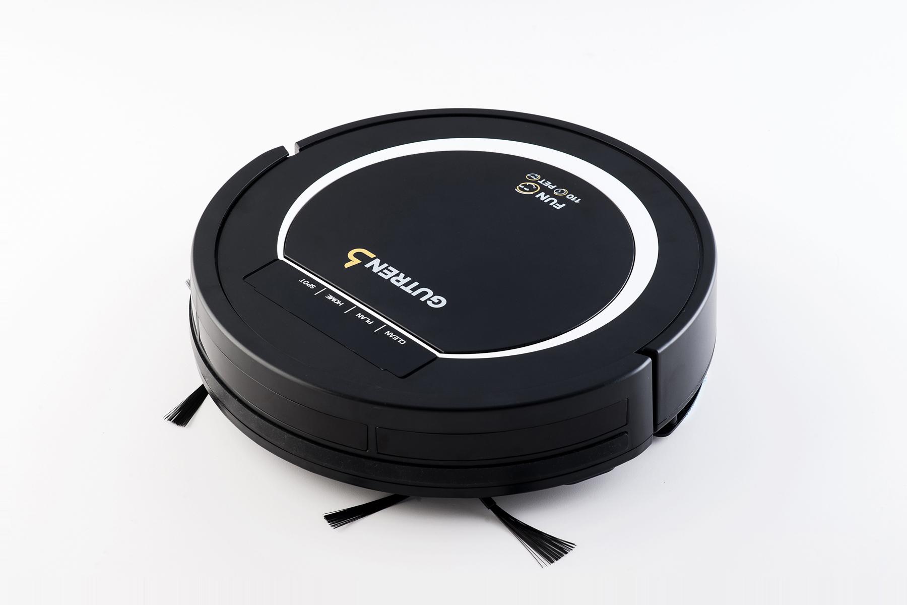 Робот-пылесос GUTREND FUN 110 Pet Black-2