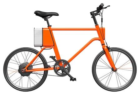 Электровелосипед Xiaomi YunBike C1-1