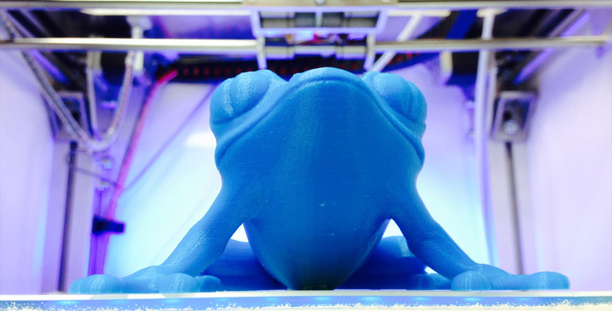 3D принтер Leapfrog Creatr 2H-4