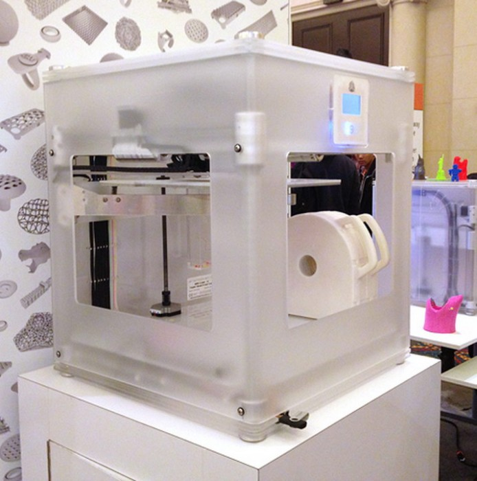 3d принтер 3d systems cubex-4
