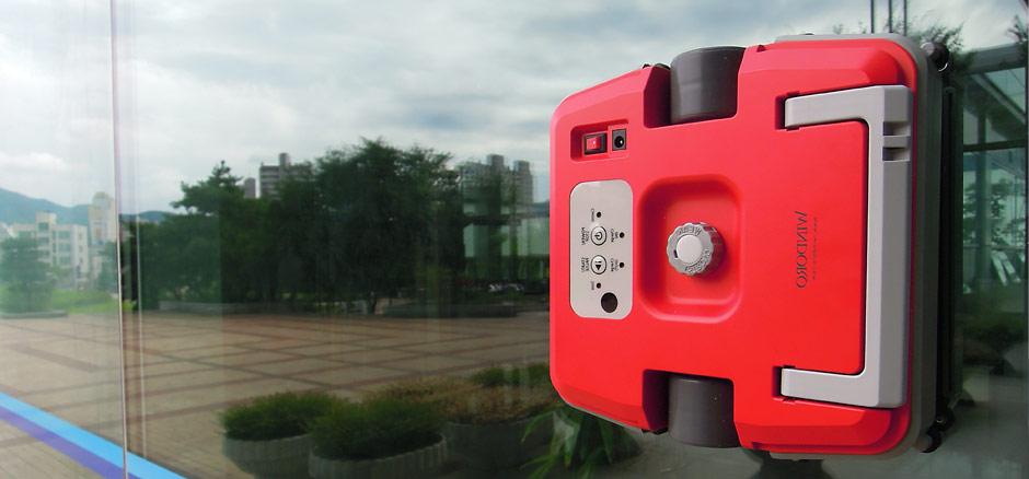 Робот для мойки окон Windoro-4