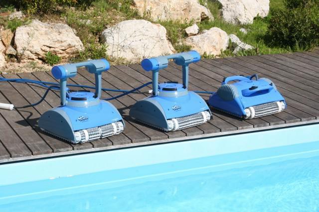 Робот для бассейна Dolphin Master M5-2