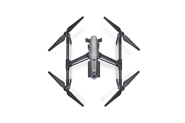 Квадрокоптер DJI Inspire 2 Premium Combo-4