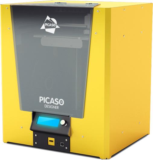 3D принтер Picaso 3D Designer-1