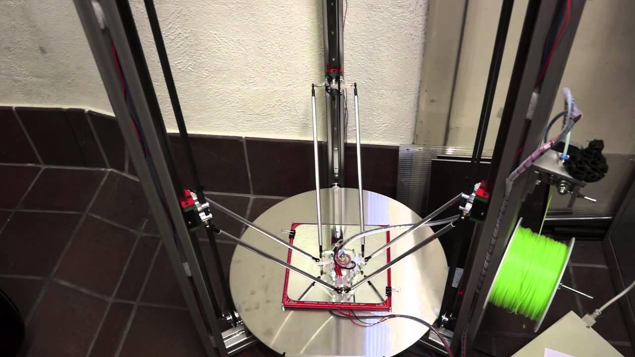 3D принтер Delta Tower V2-3